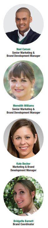 Brand Development Team