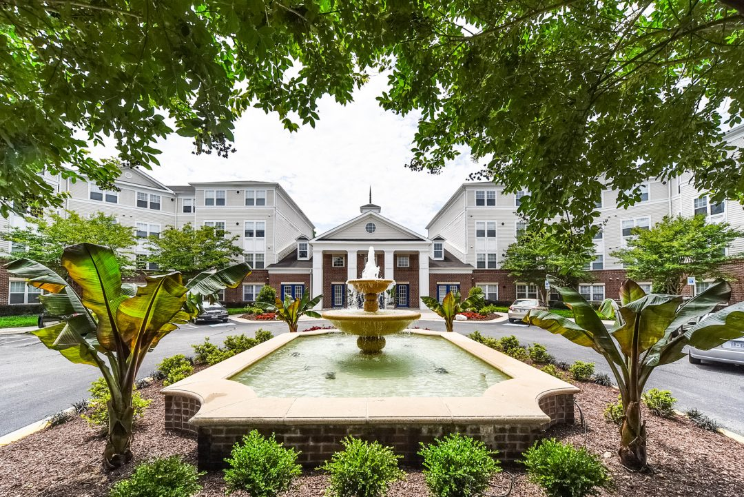 St. Paul Senior Living Apartments