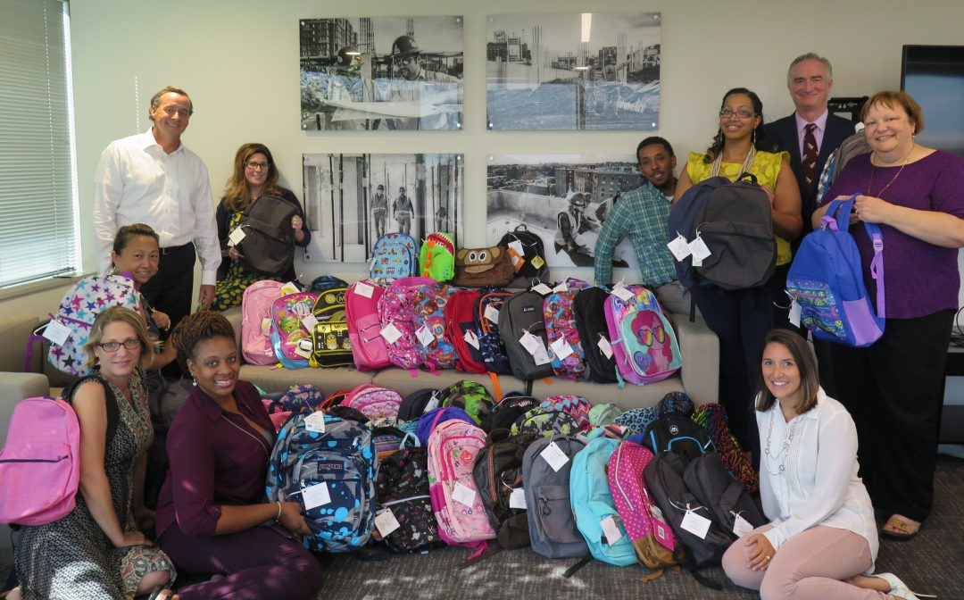 BCC back to school drive
