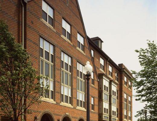 Rendering of Arthur Capper Building