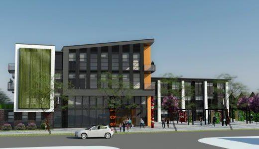 Artspace Lofts Rendering