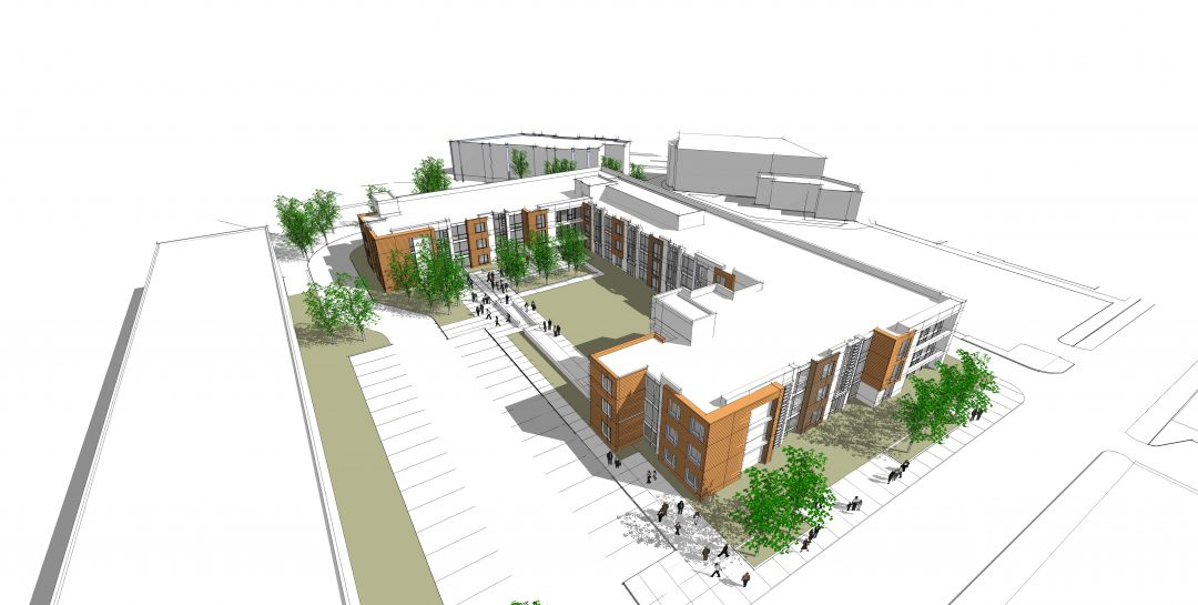 Ainger Place Rendering